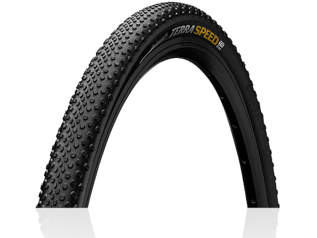 Continental Terra Speed ProTection Pneu pliable 35-622 TL-Ready, black/black